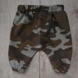 Picture of Camouflage broek maat 50