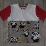 Picture of shirt Panda maat 74