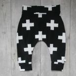 Picture of zwarte broek Plus maat 68