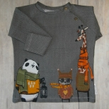 Picture of shirt Winter maat 80