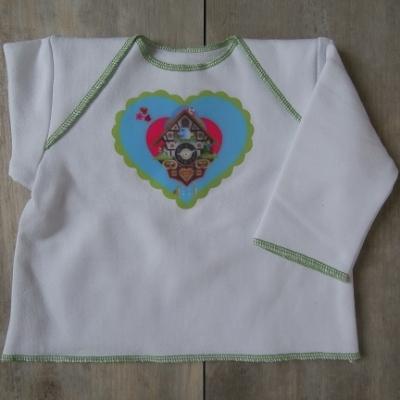Picture of shirt Koekoek maat 62