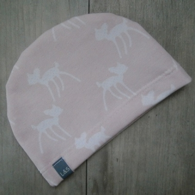 Picture of roze muts Hertje