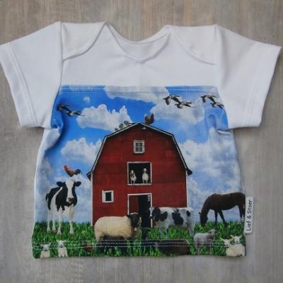 Picture of shirt Boerderij maat 50