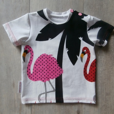 Picture of shirt Flamingo maat 62