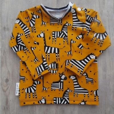 Picture of shirt Zebra maat 62