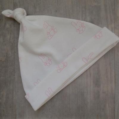Picture of knoopmuts roze Konijn