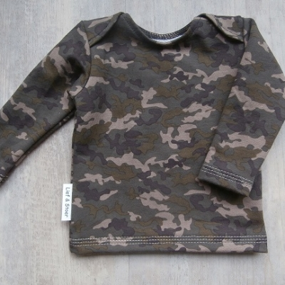 Picture of Camouflageshirt maat 50