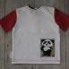 Thumbnail image for: shirt Panda maat 74