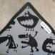 Thumbnail image for: omslagdoek Monster